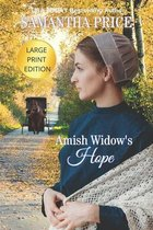 Amish Widow's Hope LARGE PRINT