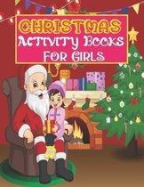 Christmas Activity Books For Girls