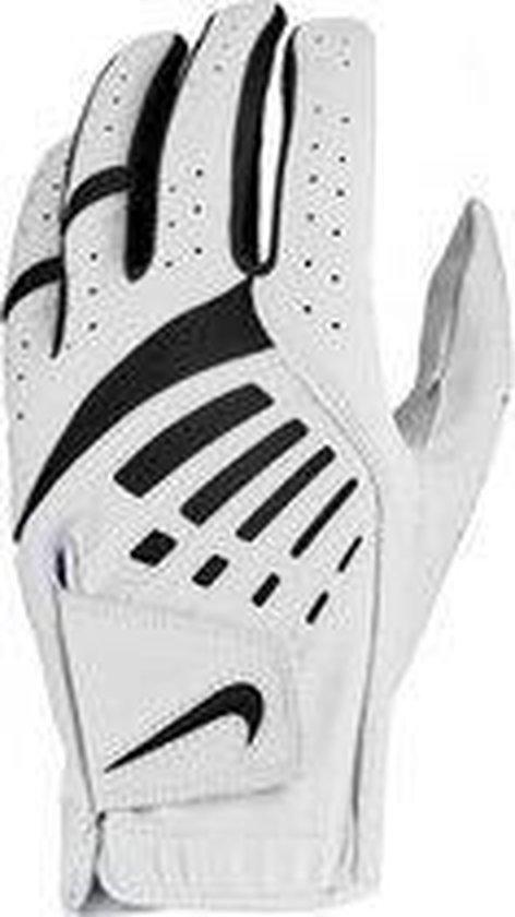 Nike Golfhandschoen Dura Feel IX LH GG - Men - Wit - Maat XL