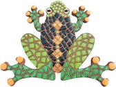 Mozaiekpakket Kikker 26 cm
