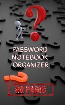 Password Notebook Organizer