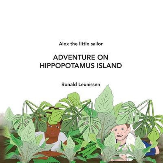 Adventure on hippopotamus island