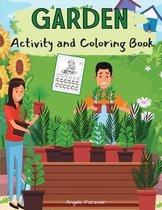 Garden Activity and Coloring Book