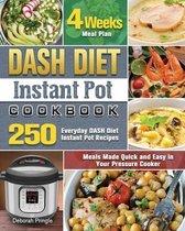 DASH Diet Instant Pot Cookbook