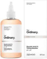 Glycolic Acid 7% Toning Solution Tonic Toner The Ordinary  | Beauty | Verzorging 240ml
