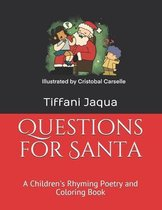 Questions for Santa