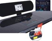 Loopband Inklapbaar Elektrische - Voor Thuis - Fitness, Treadmill met Tablet Houder & 12 Program