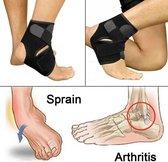 Enkel ondersteuning brace- Ankle brace compressie pees- 1 pc One size