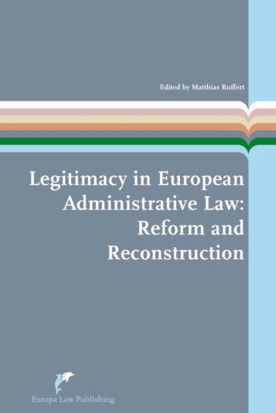 Legitamacy in European Administrative Law