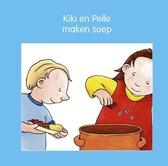 Kiki en Pelle  -   Kiki en Pelle maken soep