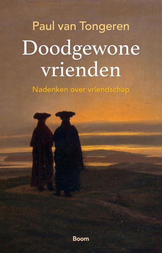 Boek cover Doodgewone vrienden van Paul van Tongeren (Paperback)