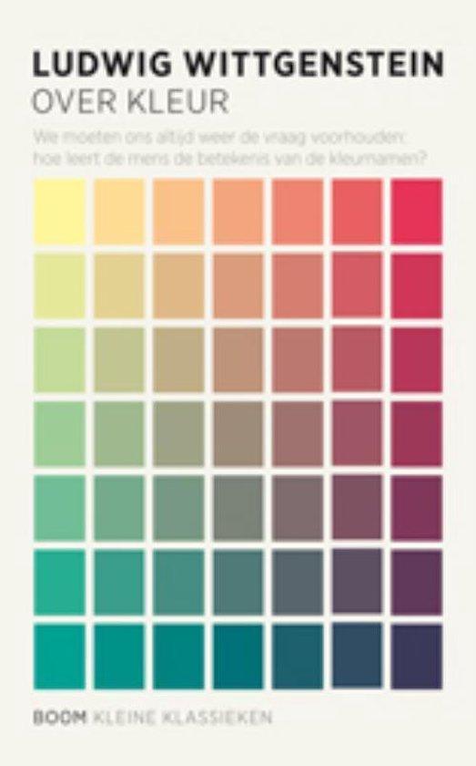 Kleine Klassieken - Over kleur
