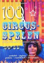 100 circus-spelen