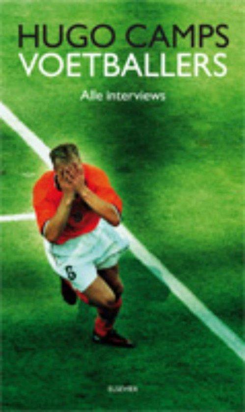 Boek cover Voetballers van Hugo Camps (Hardcover)