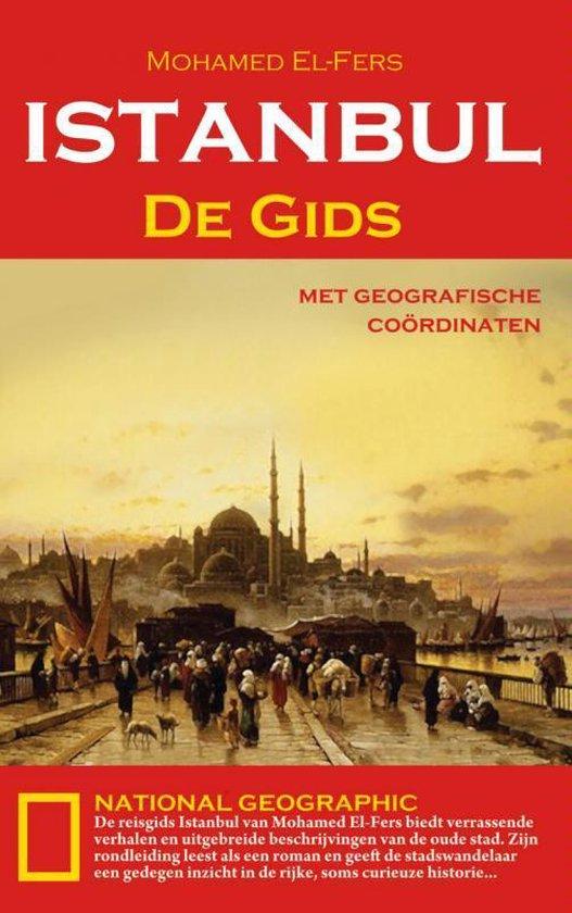 Boek cover Istanbul van Mohamed El-Fers (Paperback)