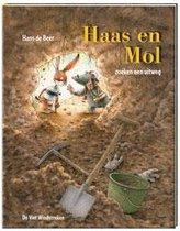 Boek cover Haas en Mol van Hans de Beer (Hardcover)