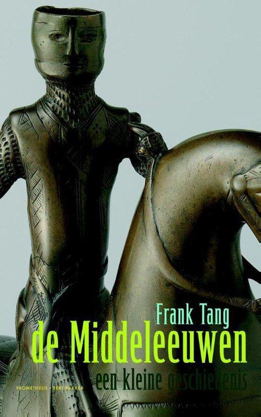 Boek cover De middeleeuwen van Frank Tang