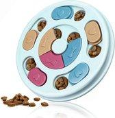 Honden Puzzel- Honden Speelgoed- Interactief- Honden Intelligentiespel- Geheugentrainer- Interactieve Hondenpuzzel vulbaar met snacks