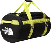 The North Face Gilman Duffel Reistas 71 liter - Black/Green