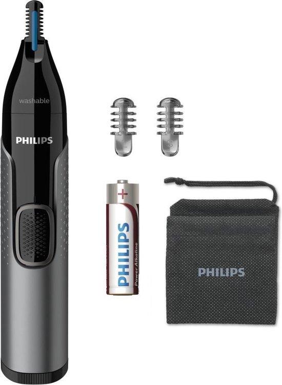 Philips Series 3000 NT3650/16 - Neus-, oor- en wenkbrauwtrimmer