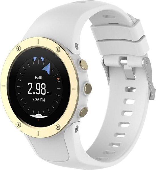 Suunto Spartan Trainer / Spartan Trainer Wrist HR Bandje - Horlogebandje - Polsbandje - Bandjes.nu - Polsband – Wit