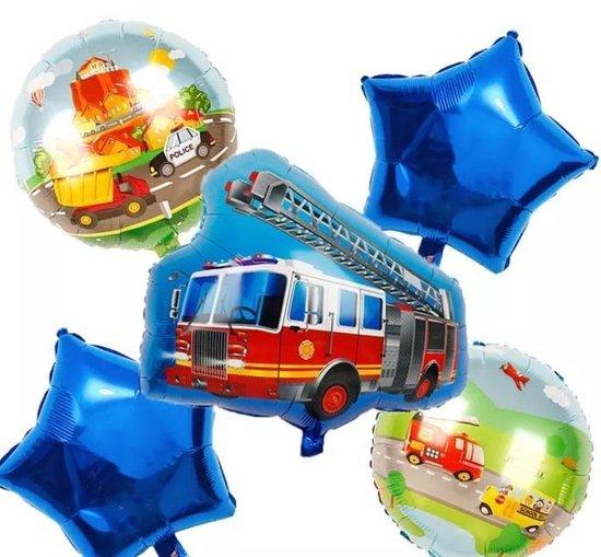Ballonboeket Brandweer
