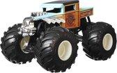 Hot Wheels Monster Truck 1:24 Bone Shaker