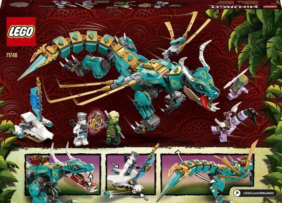 LEGO NINJAGO Jungledraak - 71746