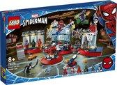 LEGO Spider-Man Aanval op de Spider Schuilplaats - 76175