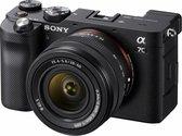 Sony Alpha A7C + FE 28-60mm f/4-5.6 - Zwart