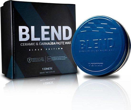 Vonixx Blend Black Paste Wax 100ML - Auto wax