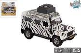 Diecast Safari Land Rover Auto