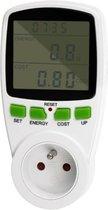 Energiemeter – Energieverbruiksmeter in Euro's - Stopcontact