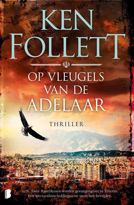 Boek cover Op vleugels van de adelaar van Ken Follett (Onbekend)