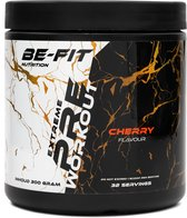 Be-Fit Extreme Pre Workout - 300 gr - Cherry