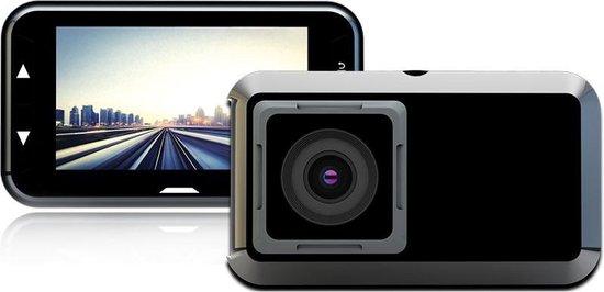 iON 1040 dashcam voor auto - dashboard camera Full HD - 2.7 inch LED scherm - GPS