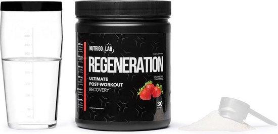 Nutrigo Lab Strength Pre Workout