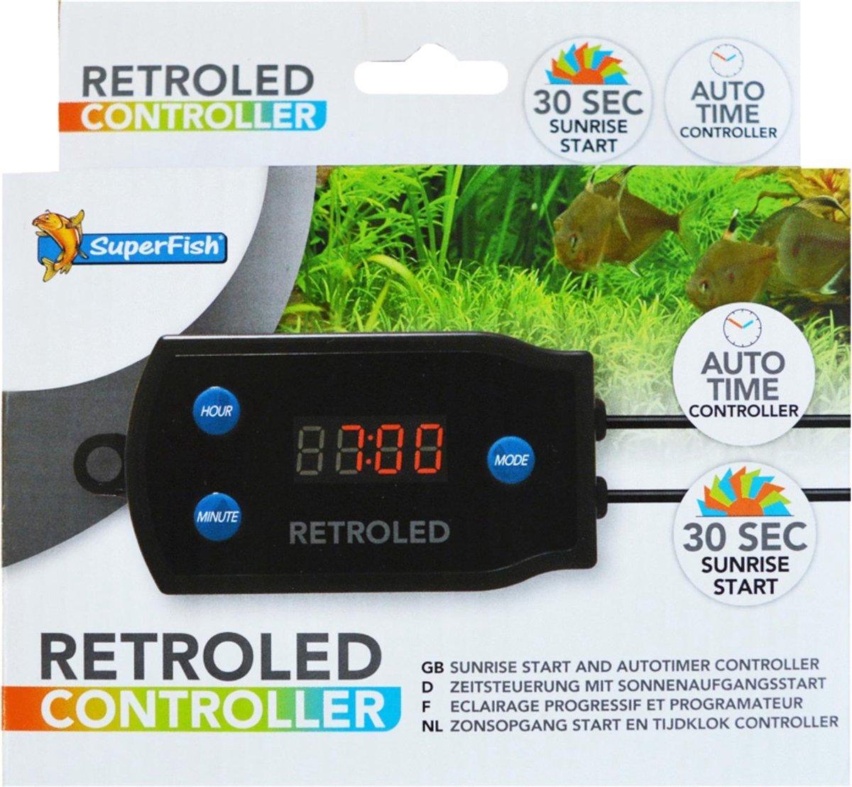 Superfish RetroLed Controller - SuperFish