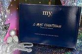 Adventkalender My Jewellery Kerstboom Zilver