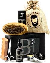 LB Products™ - Baardverzorging set Producten - Perfect Rituals - Baard set - Verzorging Set- Vaderdag Cadeau voor hem - 6 delig
