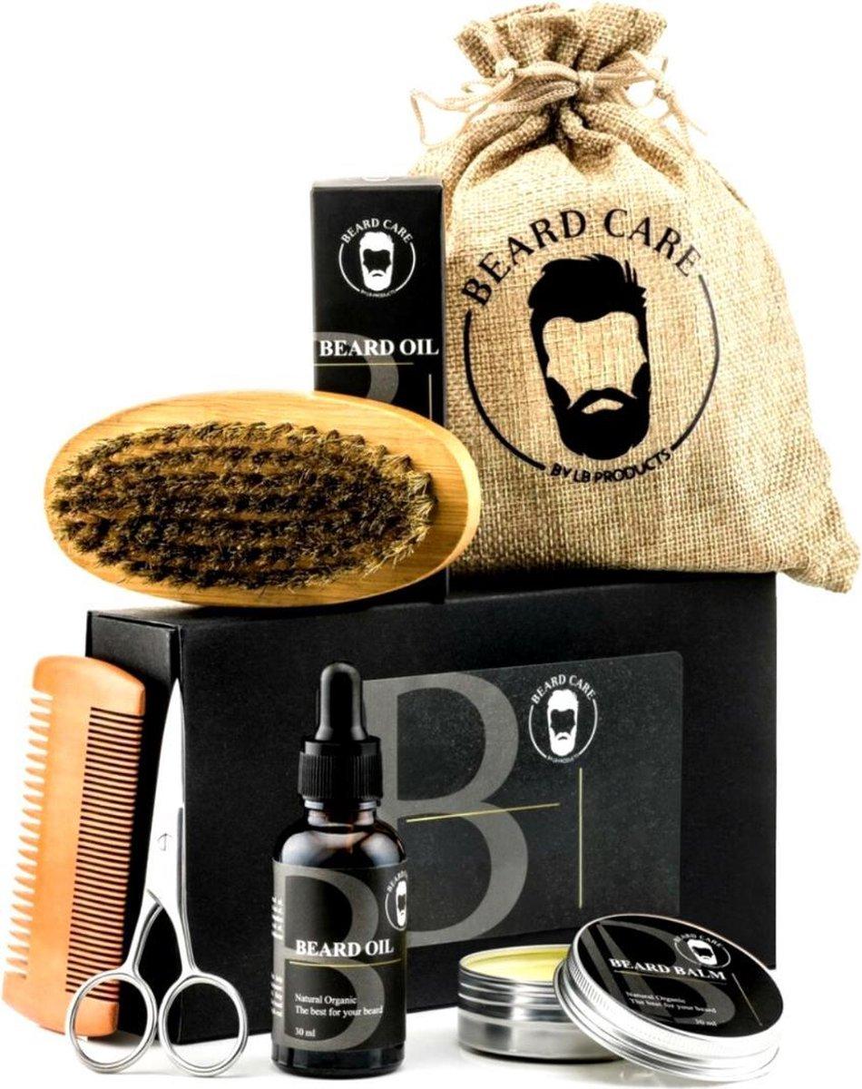 LB Products  - Baardverzorging set Producten - Perfect Rituals - Baard set - Verzorging Set- Vaderda