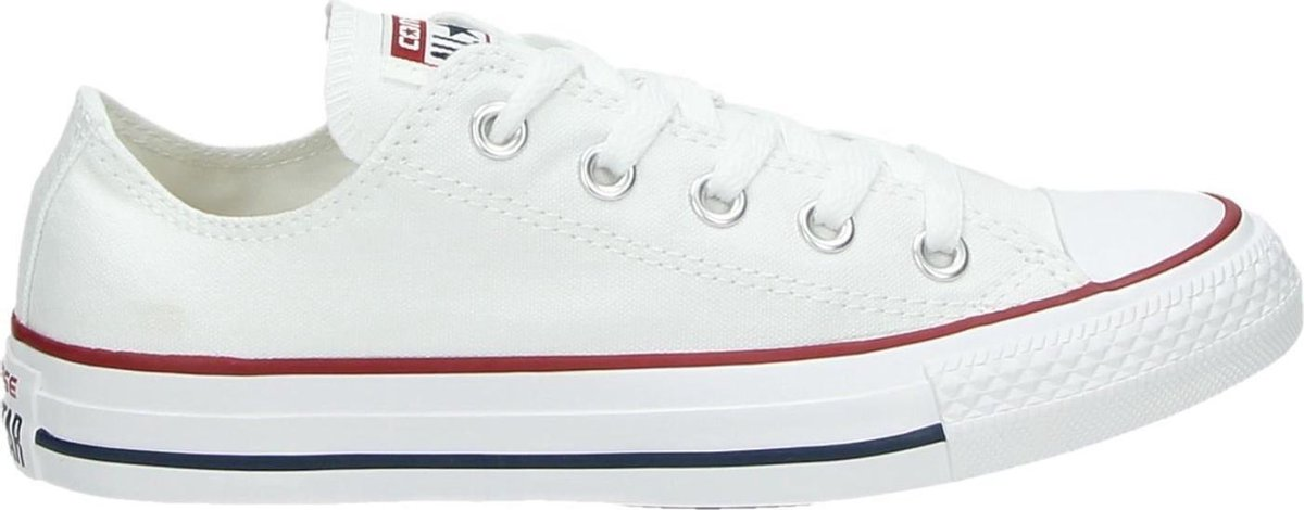 Converse Chuck Taylor All Star Sneakers Laag Unisex - Optical White - Maat 39.5