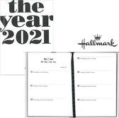 Afbeelding van Agenda 2021 - Hallmark - The Year 2021