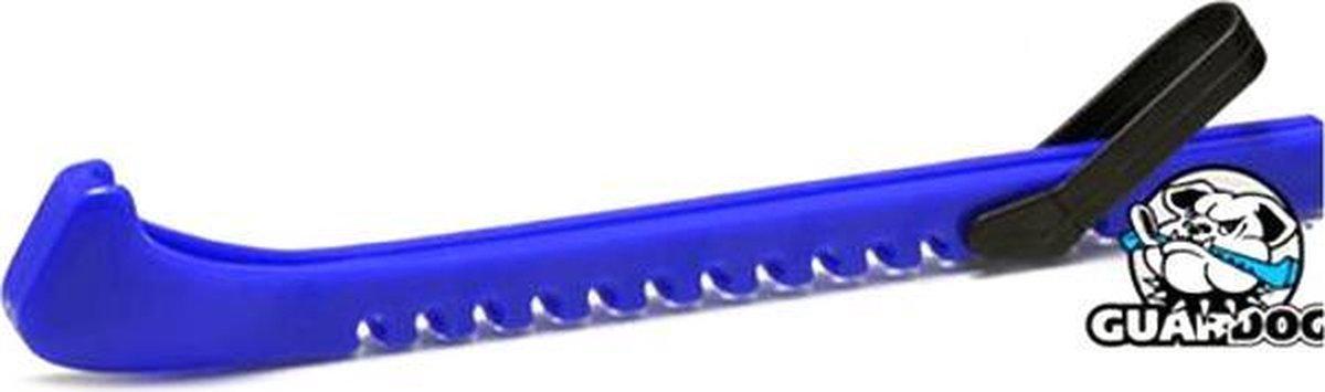 Guardog Schaatsbeschermers Ijshockeyschaatsen Blauw