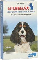Elanco Milbemax Pup & Hond - Anti wormenmiddel - 2 tab 0.5-10kg