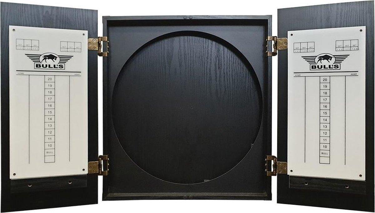 Bull's Aubergenius Deluxe Cabinet Black