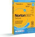 Norton 360 Deluxe - Beveiligingssoftware - 3 Apparaten - 1 Jaar - Windows/MAC/Android/iOS Download
