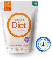 Orangefit Diet – Nr. 1 Consumentenbond – Maaltijdshake - Blueberry 850 Gram