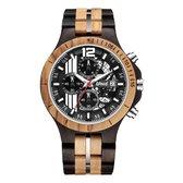 WOED | Premium | Houten horloge |Heren | 48 mm | ALAMO