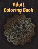 Adult Coloring Book: Book for Relaxation, 100 Amazing Patterns, Stress Relieving Designs Mandalas, Flowers, Paisley Patterns And So Much More